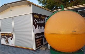 Štand naranča