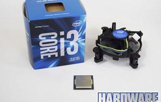 Intel Core i3-6300 CPU Processor 3.8GHz LGA 1151 2-Core 4-Thread 4MB 51W HD 530