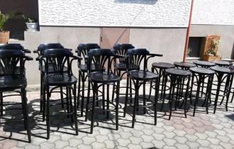 stolice drvene snaslonom i beznaslona thonetmundus
