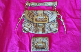 Prodajem Guess torbicu i novčanik za 250Kn