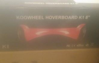 hoverboard k1 8