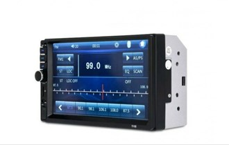 Auto radio 2din, 7 Touch Screen, Bluetooth, Aux, Usb i SD, Daljinski, *NOVO*