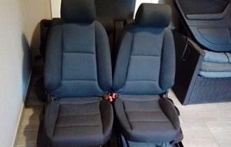 Audi a3 sportback 8p unutrašnjost , sicevi
