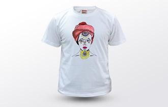 Afrika Afrikanka Afrička Umjetnost #9 Ženska dječja majica, 100% pamuk, tisak na majice, print na majice