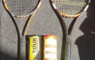 Teniski reketi Babolat Pure Control & Babolat Pure Strike
