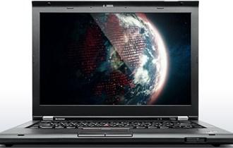 LAPTOP LENOVO THINKPAD T430 i5-3320M/ 8GB RAM/ 128SSD/14 LCD + DOCKING STATION rabljeno