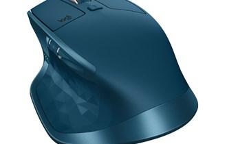 Logitech MX Master 2S, laserski, bežični, BT, Unifying receiver USB, plavi