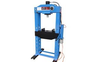 Pneumatsko hidraulična preša, 60t TL0500A-6