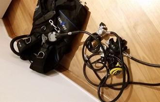 Oprema za autonomno ronjenje