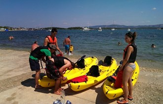 Ocean kayak - Malibu Two