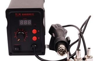 TGK SR858D lemna stanica na vrući zrak (puhalica)