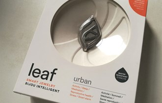 Bellabeat Urban Leaf - pametni nakit