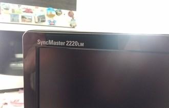 Monitor Samsung 22 inch