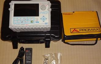 PROMAX TV EXPLORER HD LE TV analizator