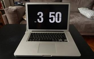 MacBook Pro 15, early 2011