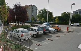 Zagreb, Donje Svetice, Vukovarska ulica - vanjska parkirna mjesta 16 m2 - prodaja ili najam