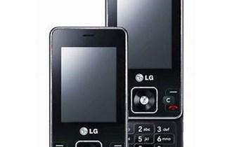 LG kc 550