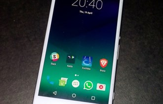 Sony Xperia Z3 Compact - Andorid 7.1.2. (Lineage OS 14.1)