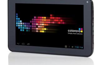 Tablet COLOROVO CityTab Lite 10.1.kutija,1GB ram,4GB,wi-fi,punjac