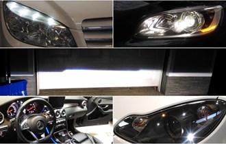 Popravak i otvaranje farova, ugradnja Xenon, ugradnja LED žarulja, izmjena leća, otvaranje i čišćenje farova iznutra, kompletno uređivanje farova, LED interijer automobila