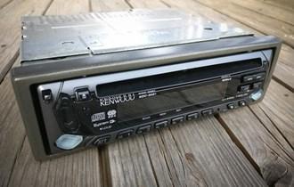 Kenwood KDC-3021 | MP3 & FM radio