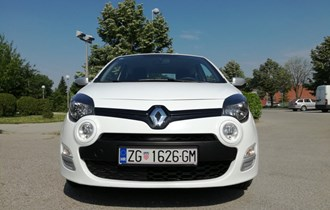 Renault Twingo 1,5 DCi ,2012 God. Reg.12/2018, Klima,Oprema, Redizajn