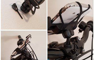 Nosac mobitela za bicikl