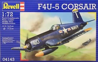 Maketa avion Vought F4U-5 Corsair _N_