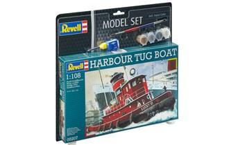 Maketa brod Harbour Tug Boat POKLON SET _N_