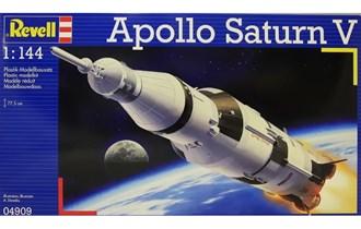 Maketa Apollo Saturn V _N_