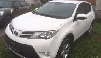 Toyota RAV4 2.O D-4D, 11/2013, 115000 KM