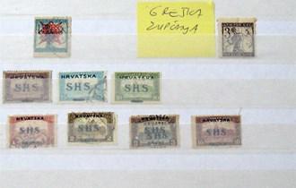 Prodaja poštanskih maraka Kraljevina Jugoslavija - Kingdom of SHS