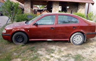 Škoda Octavia 1.6