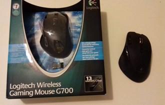 Miš Logitech G700 gamerski