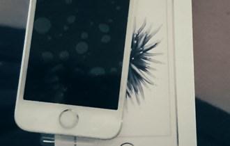 Iphone SE 32GB, Silver