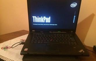 Laptop Lenovo W500