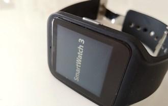 Pametni sat - Sony Smartwatch 3