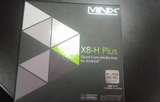 Minix NEO X8-H Plus Quad-core Cortex A9r4 gpu Octa-Core Mali-450 G