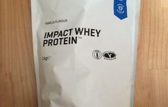 Myprotein Impact Whey 1kg (sa okusom) - 130kn