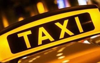 Vozač/vozačica taxi vozila