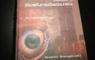 Magus - Roman o Nostradamusu