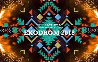 Ulaznica za: EKODROM FESTIVAL 2018