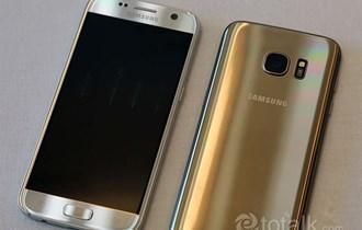Samsung Galaxy S7 Gold