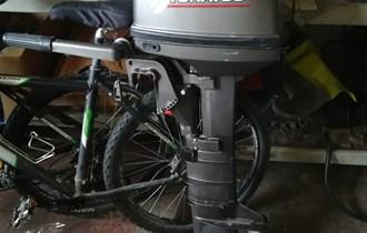 VANBRODSKI MOTOR TOHATSU