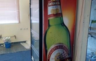 Ugostiteljski hladnjak, rashladna vitrina, frižider