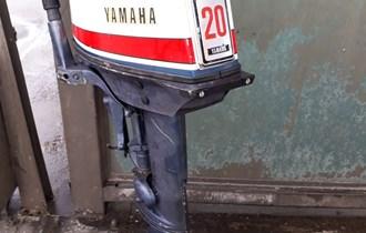 POVOLJNO!!! Vanbrodski motor Yamaha 20