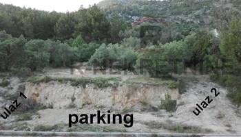 Zemljište Mljet Babino Polje 564 m2 , 25.944,00€.  (46€/m2)