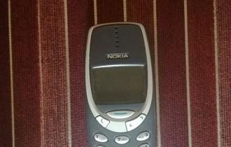 Nokia 3310, nekorištena