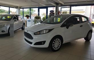 Ford Fiesta 1,5 Tdci Van N1 teretni