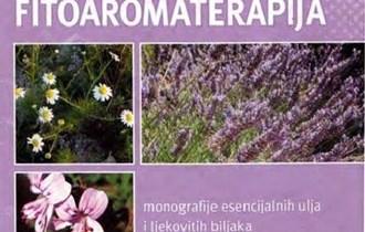 Fitoaromaterapija, knjiga Stribora Markovića, raritetna vrijedna knjiga